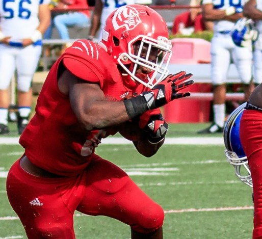 Rashaad Lee is one of the talented running backs the University of West Alabama is going to be counting on this year. (UWA Athletics)
