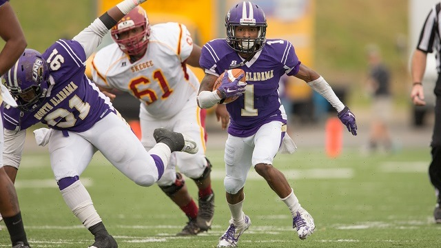 North Alabama hopes for same roar from new Lions on this year's football team