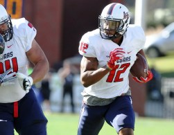 Gerald Everett is South Alabama's star this year and should be in the NFL next year, coach Joey Jones says. (Scott Donaldson/Icon Sportswire)