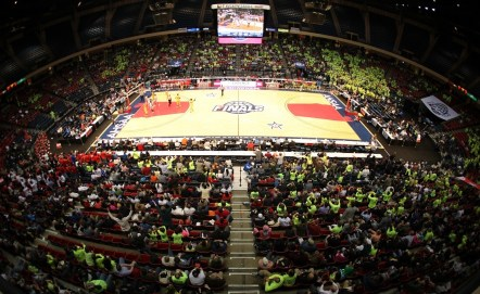AHSAA basketball at Legacy Arena. (Contributed)