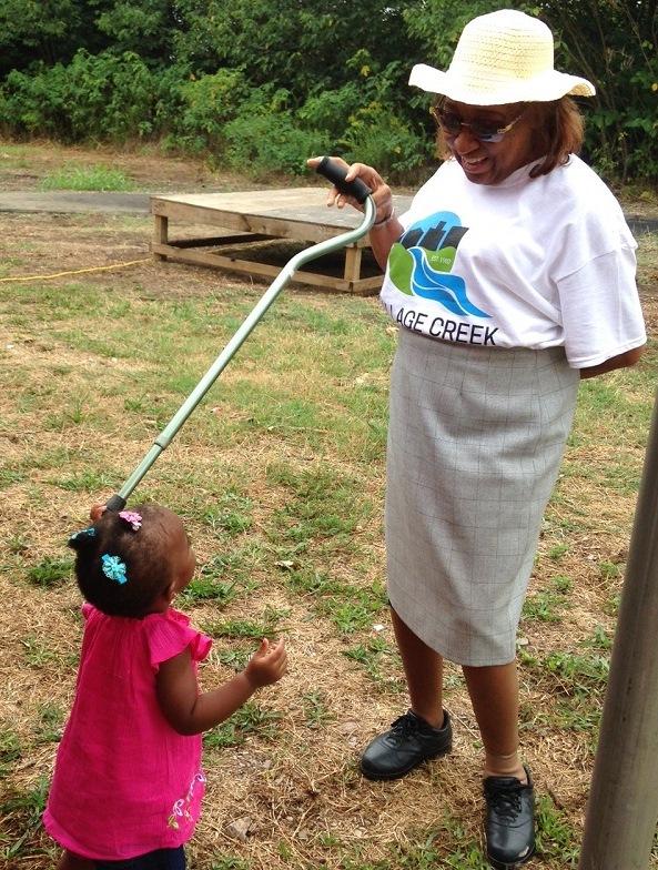 Volunteers, multiple organizations support Village Creek cleanup