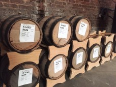 John Emerald Distilling Co. produces barrel-aged rum along with other spirits. (Brittany Faush-Johnson / Alabama NewsCenter)