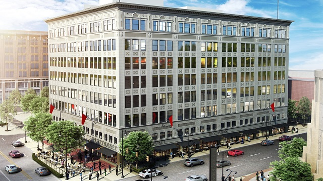 Pizitz building ready to shape Birmingham's future as it did the city's past