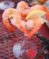 Shrimp from the barbie, anyone?