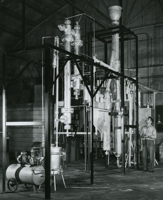 For 75 years, Southern Research has done important work in the fields of medicine, industry, engineering and the environment. (Southern Research)
