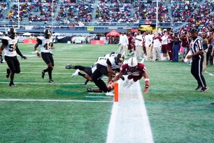 The annual Magic City Classic is a huge cultural event and economic booster in Birmingham. (Mykeon Smith / Alabama NewsCenter)