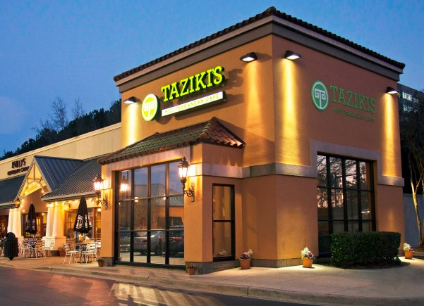 Taziki's first location opened in Birmingham's Colonnade in 1998. (Contributed)