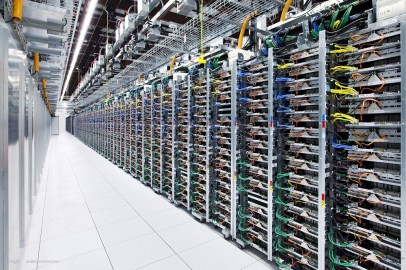 The announcement of a Google data center for Alabama is one of the state's recent economic development successes. Pictured is a Google data center in Oklahoma. (Google)