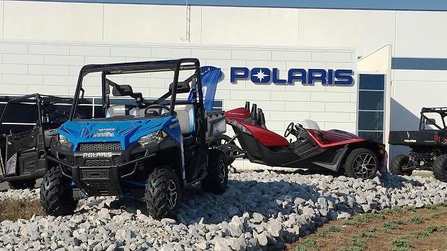 CEO: Polaris Alabama project 'transformational' for company
