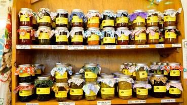 Jellies produced at Punta Clara Kitchen in Point Clear. (Mark Sandlin / Alabama NewsCenter)