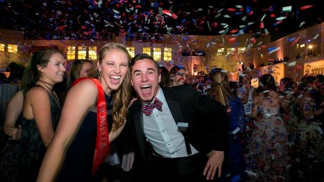 Celebrities, alumni join Samford University in celebration of its 175th year
