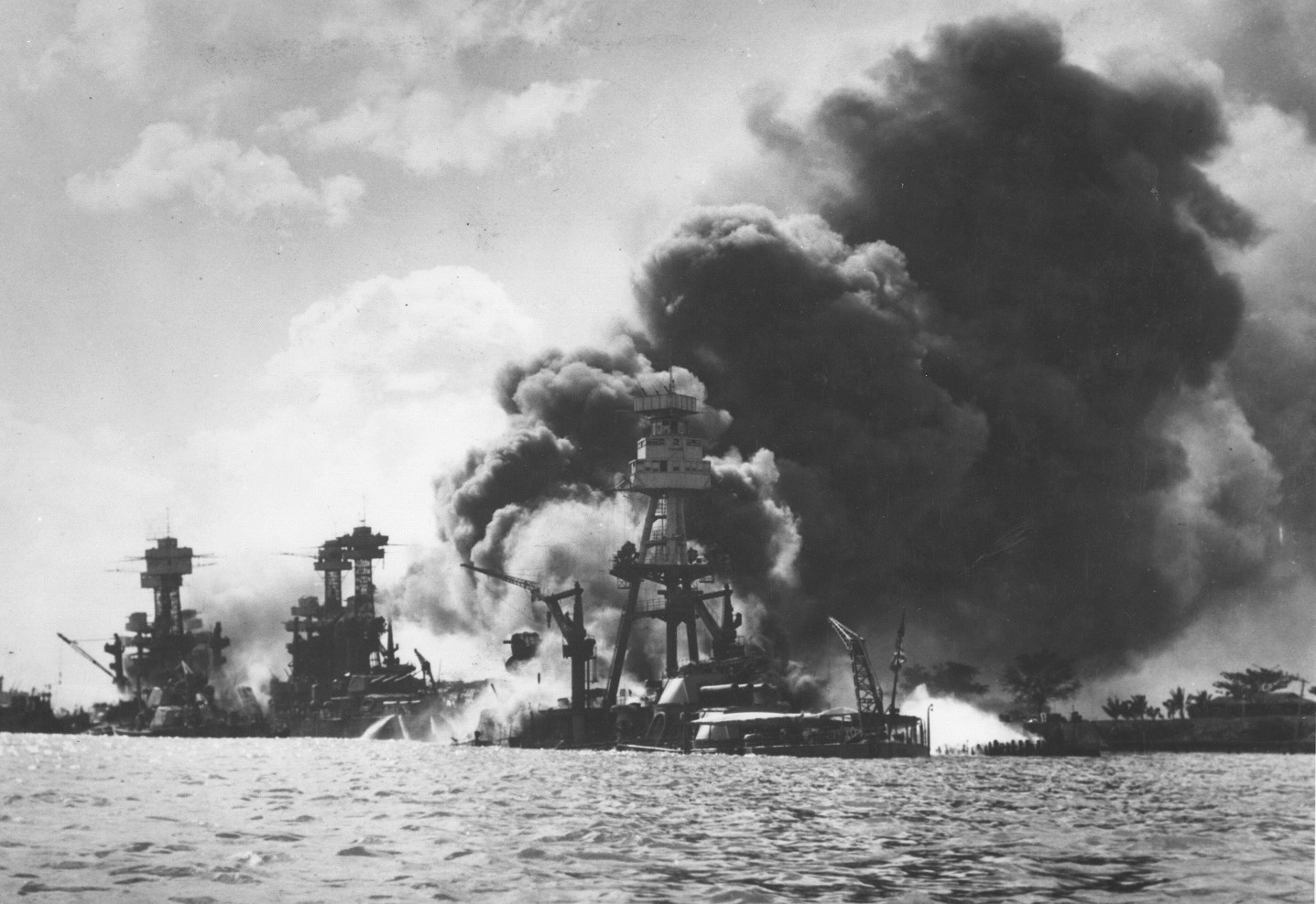 How Pearl Harbor And Wwii Changed A Future Alabama