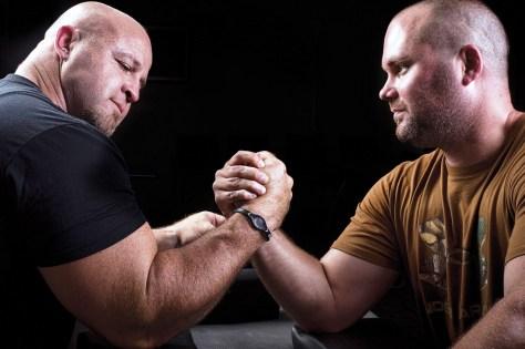 Alabama Power S Nate Big Nasty Adams Has Heavy Duty Rep In Arm Wrestling Alabama Newscenter