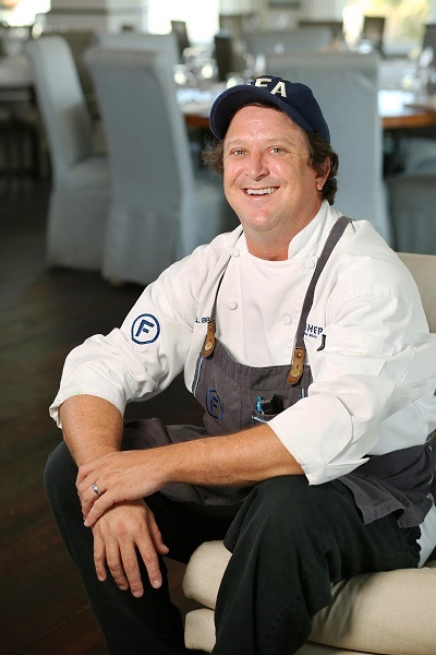 "Fisher's Upstairs Executive Chef Bill Briand is a semifinalist for ""Best Chef: South"" in the James Beard Foundation Awards. (Mike Kittrell / Alabama NewsCenter)"