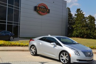 Personal electric vehicles are becoming a larger part of the automotive mix and electric transportation is growing in other areas as well. (Katie Bolton / Alabama NewsCenter)