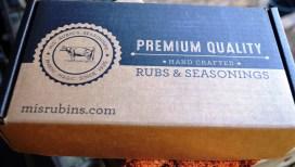 Mis' Rubin's Seasonings ships from its website. (Michael Tomberlin / Alabama NewsCenter)