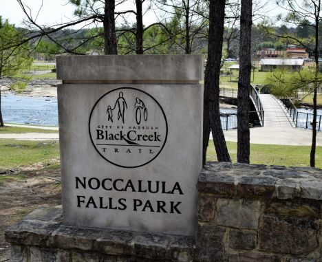 The campground has many amenities. (Donna Cope / Alabama NewsCenter)