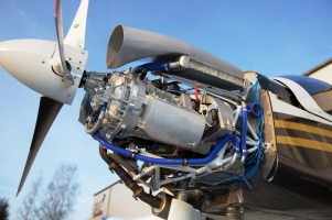 Continental Motors, which has had a major operation in Mobile for 50 years, manufactures engines for a variety of aircraft. (Continental Motors)
