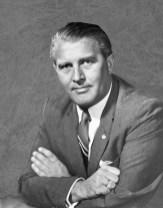 Dr. Wernher von Braun. (NASA, Marshall Space Flight Center, Wikimedia)