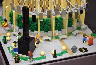 Lego land comes alive. (Wesley Higgins)