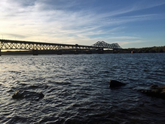 "It was the ""Singing River"" that drew Te-lah-nay back to Alabama. (Anne Kristoff / Alabama NewsCenter)"