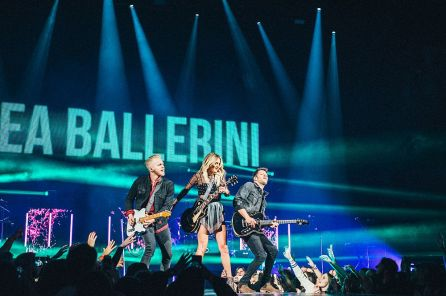 Kelsea Ballerini will perform at Music and Miracles SuperFest April 22. (David O'Donohue)