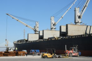 Alabama's record exports in 2016 were fueled by demand for products such as automobiles, paper and metals made in the state. (Mike Kittrell/Alabama NewsCenter)