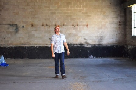 Keith Sherrill has big plans for Haint Blue Brewing Company and the former Crystal Ice House property in Mobile. (Michael Tomberlin / Alabama NewsCenter)