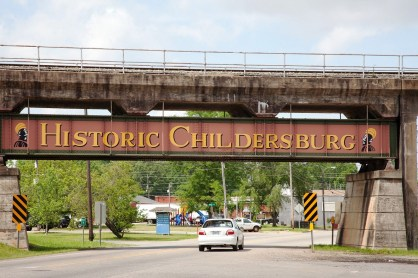 Childersburg is an ACE Town. (Joe Watts)