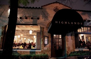 Highlands Bar and Grill (file)