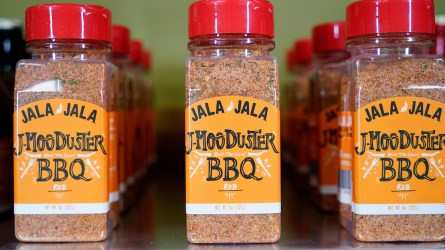Jala Jala Foods started with jalapeno jelly but has grown into multiple rubs and sauces featuring the jalapeño pepper. (Mark Sandlin / Alabama NewsCenter)