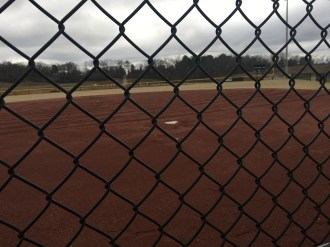 The new, multimillion-dollar Haleyville Sports Complex includes four baseball/softball fields, two soccer fields, batting cages, a walking trail and a playground. (Brittany Faush-Johnson/Alabama NewsCenter)