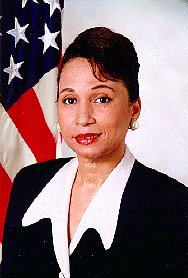 Alexis Herman, 1998. (U.S. Department of Labor, Wikipedia)
