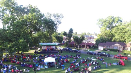 Jazz in the Park 2017 at Arlington Antebellum Home & Gardens. (Contributed)