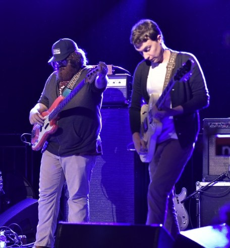 Alabama Shakes have conquered the world in the last five years, and they always receive a hero's welcome when they play Alabama. (Christopher Jones/Alabama NewsCenter)
