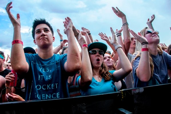 Scenes from SlossFest 2017. (Billy Brown / Alabama NewsCenter)