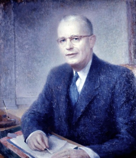 Mississippi Governor Fielding L. Wright. (Mississippi Department of Archives and History, Wikipedia)