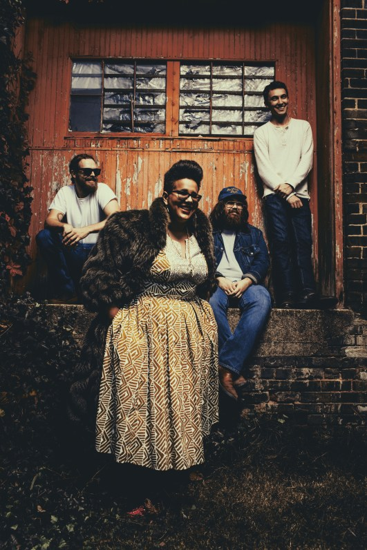 Alabama Shakes at SlossFest 2017. (Contributed)