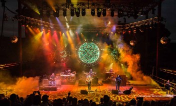 Widespread Panic will jam on the Blast stage at SlossFeat on July 15. (Joshua Timmermans)