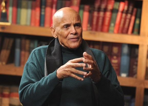 Singer and activist Harry Belafonte was among Martin Luther King Jr.'s closest confidants. (Michael Buckner/Getty Images)