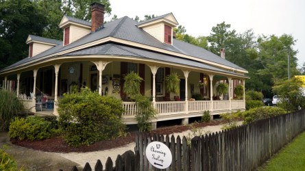 Punta Clara Kitchen is a Point Clear landmark. (Chad Allen / Alabama NewsCenter)
