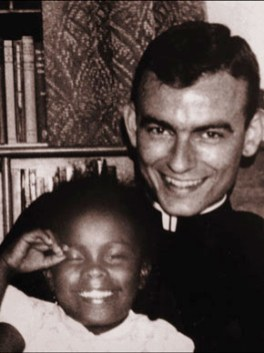 Jonathan Myrick Daniels (1939-1965) was an Episcopal seminarian who was murdered in Lowndes County during the civil rights era. His death sparked national awareness and media coverage of the civil rights struggle in Alabama. (From Encyclopedia of Alabama, Courtesy of Virginia Military Institute Archives)