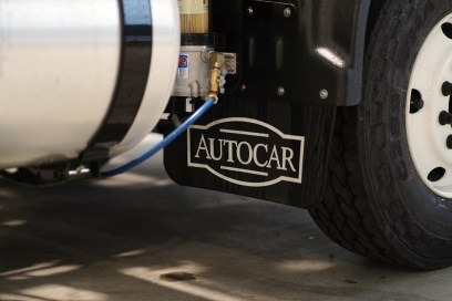 Autocar workers are already assembling trucks in Birmingham. (Bruce Nix / Alabama NewsCenter)