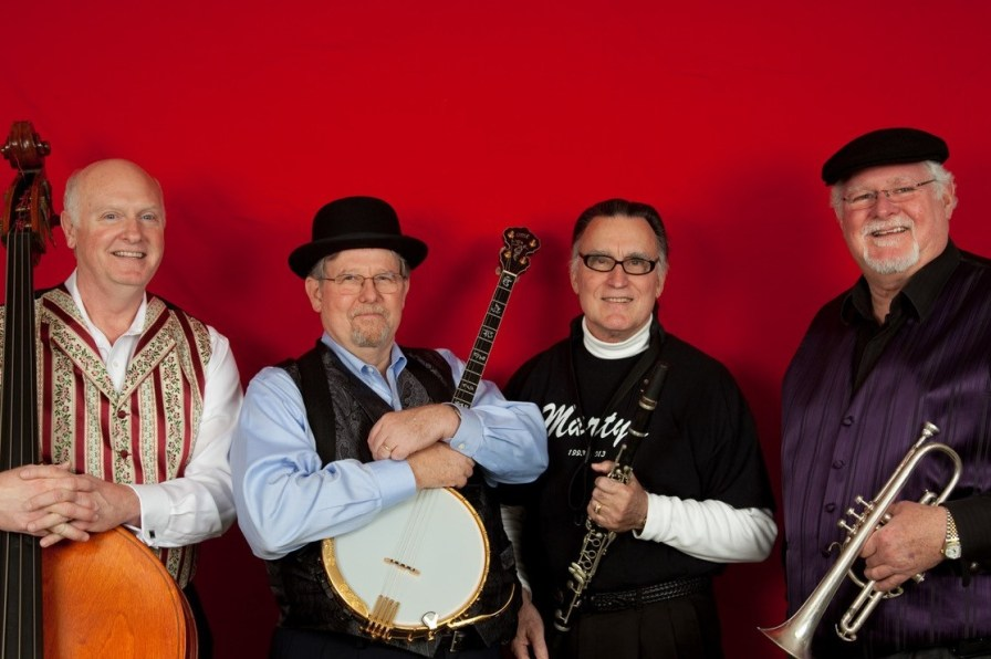 The Sweet Licks Dixieland Band will perform at Bernard Blues and Barbecue. (Steve Babin)