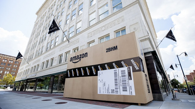 'Big box' initiative aims to lure Amazon to Birmingham