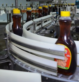 Whitfield Foods has been producing syrups under the Alaga label for more than 100 years. (Michael Tomberlin / Alabama NewsCenter)