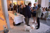 The Pooches on the Patio fundraiser at Vino is a big success for the Greater Birmingham Humane Society. (Karim Shamsi-Basha/Alabama NewsCenter)