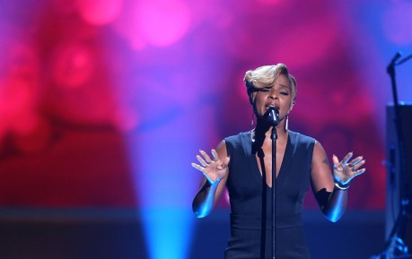Mary J Blige will perform at the BJCC September 15. (Getty Images)