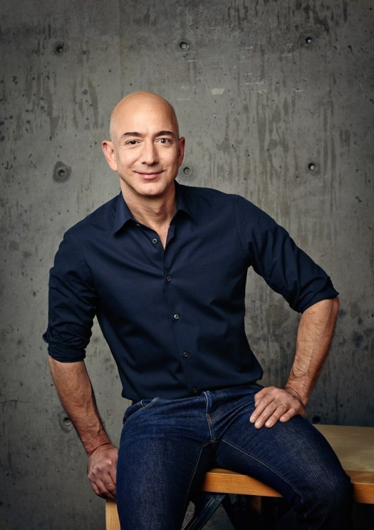 Amazon CEO Jeff Bezos continues to exert a strong influence on the way business is done across the country. (Amazon)