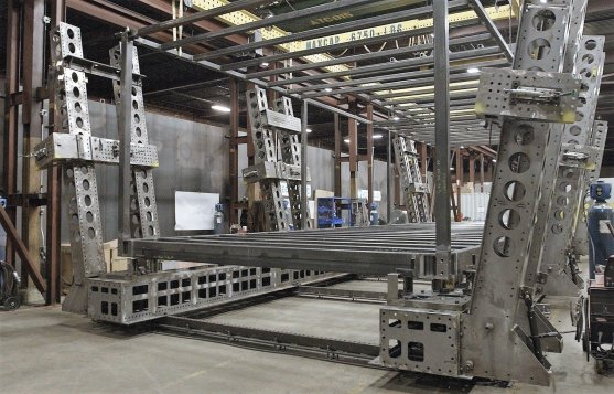 Z Modular will build and ship components for modular construction from its first U.S. plant in Birmingham. (contributed)
